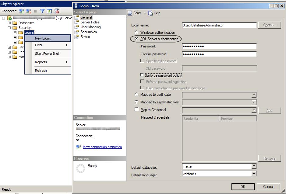 Bizagi Studio Bizagi Studio System Requirements Database