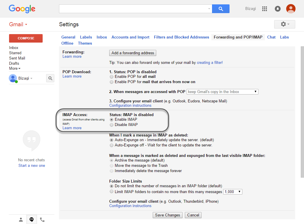 Gmail theme disabled - Gmail_04