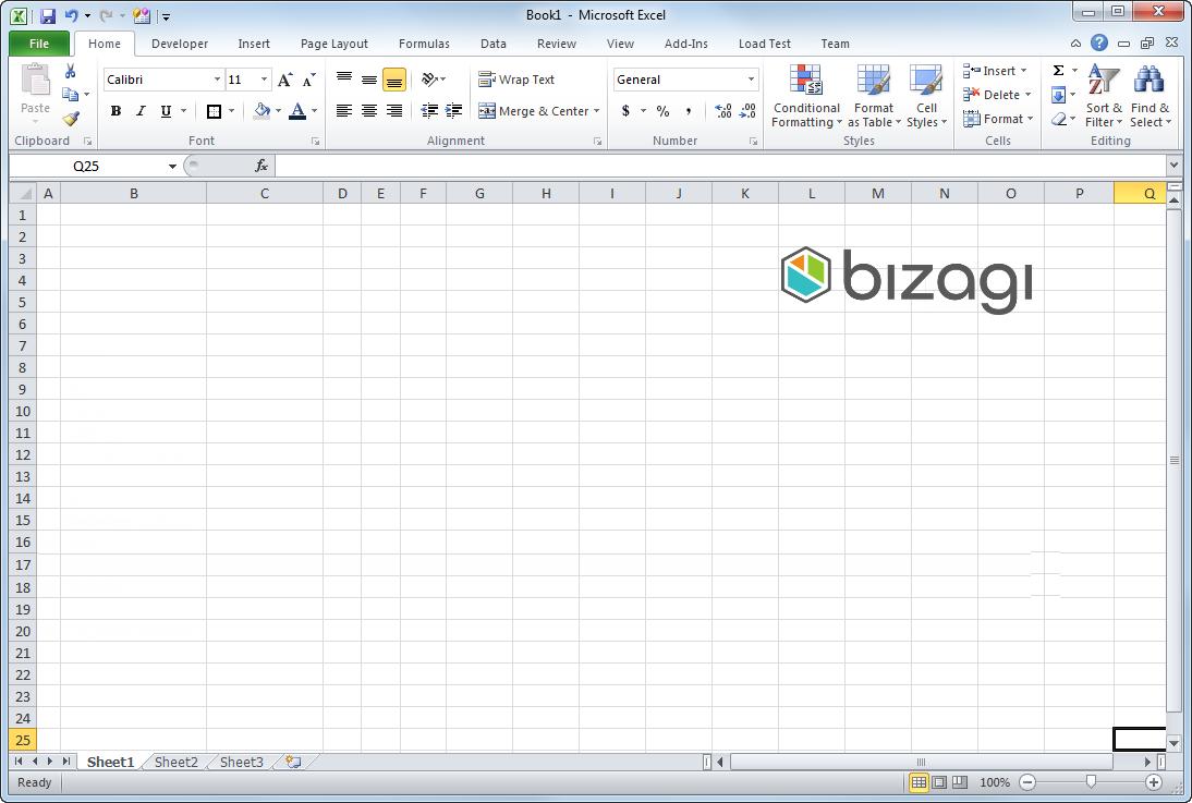 Bizagi Studio > Plantillas de Documentos > Crear la plantilla ...
